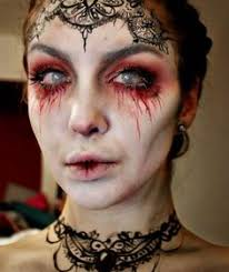 Scary Halloween Costume Girls Scary Halloween Costume Girls Women Halloween Contact Lenses
