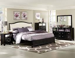Modern Black Nightstand Homelegance Jacqueline 4pcs Modern Black Wood Queen Sleigh Bedroom Set