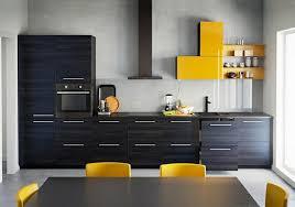 meuble cuisine jaune meuble cuisine noir ikea amazing cuisine et jaune ikea with