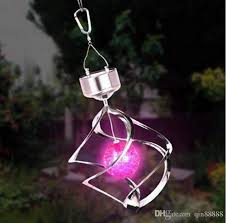 wind spinners with led lights discount color changing solar powered led wind chimes wind