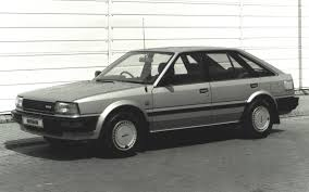 nissan bluebird the first japanese car made in britain