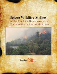 Wildfires In South West by Before Wildfire Strikes A Handbook For Homeowners And Communities