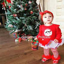 2017 baby christmas photo shoot birthday girls