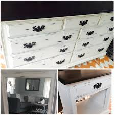 Bedroom Furniture Painted With Chalk Paint Refinished Bedroom Set Using Annie Sloan Old White Chalk Paint Wax