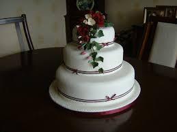 ruby wedding cakes creative cakes of blackpool wedding cakes civil partnership