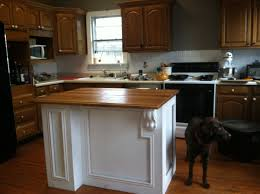 hand made kitchen island with oak top by zac divine carpentry custom made kitchen island with oak top