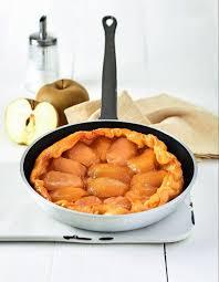 recette de cuisine sans four tarte tatin pomme et caramel sans four pour 4 personnes recettes
