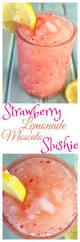 strawberry lemonade moscato slushie recipe miss in the kitchen