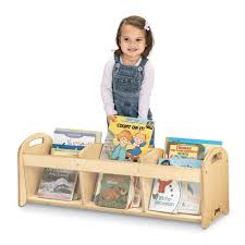 Toddler Bookcase See Thru Toddler Book Browser 5376jc On Sale Now