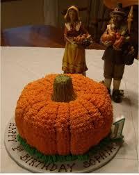 thanksgiving themed birthday cake divascuisine