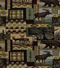 home decor upholstery fabric regal fabrics peters cabin stone joann