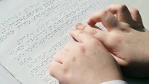 How Do Blind People Read Braille Sign Up For Our Next Braille Teaching Course Rnib Supporting