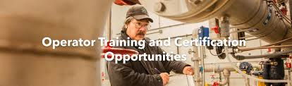 operator training and certification opportunities national