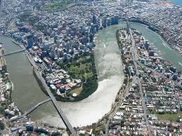 City Botanic Gardens River Edge Could Redefine Brisbane City Botanic Gardens