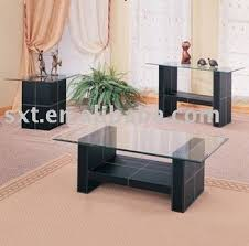 sofa center table glass top modern design wooden center table with glass top buy wooden