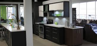 salle de montre cuisine armoires unick cuisine et salle de bain revêtement de plancher