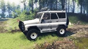 uaz hunter 2014 315195 hunter v5 0 for spin tires