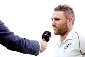new zealand hair styles player of the day milestone man mccullum frustrates india rediff