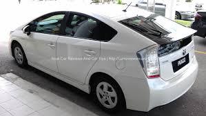 car junkyard malaysia toyota prius luxury test drive review