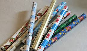 large rolls of christmas wrapping paper christmas wrapping angel trees solutions for change