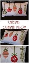 showing off my picks christmas pillow pillows and simple