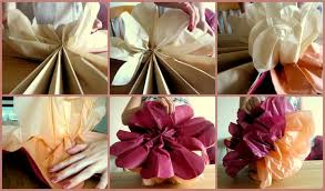 How To Make Decorative Balls Diy Tutorial Tissue Paper Pom Poms Boho Weddings For The Boho