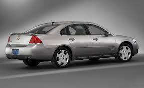 nissan impala 2008 chevrolet impala specs and photos strongauto