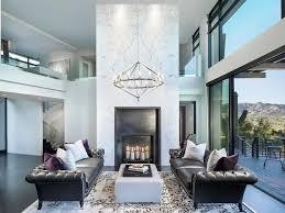 contemporary homes interior designs arizona contemporary by luster custom homes homeadore