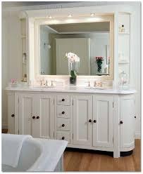 Bathroom Vanity Storage Bathroom Vanity With Storage Kathyknaus