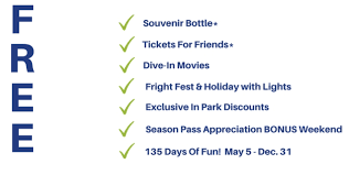 wild waves holiday flash sale 2018 season pass for 54 99 tax