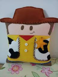 Toy Story Home Decor Handmade Pixar Animation Toy Story Woody Pillow By Rbitencourtusa