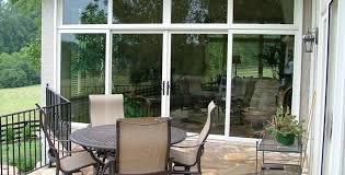 Motorized Screens For Patios Retractable Screens Motorized Shades Adams Aluminum