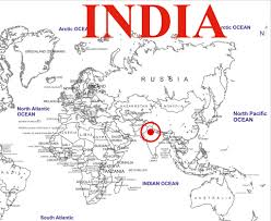 World Map Of India by Location Map Earthquake India World Map
