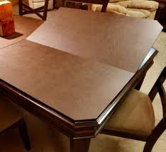 Dining Room Table Top Protectors Dining Room Table Pad At Custom Table Pad Dining Room Custom