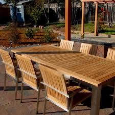 Teak Table And Chairs Teak Patio Furniture Teak Outdoor Furniture Teak Garden Furniture