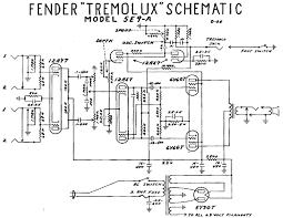 House Schematics by Add Reverb U0026 Tremolo