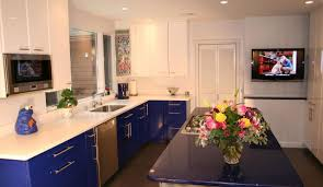 kitchens cabinet designs kitchen red kitchen cabinet design ideas with small tv mounted