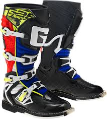 kids motocross boots gaerne sg j kids motocross boots offroad red yellow gaerne socks