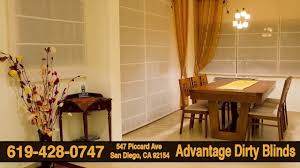 advantage dirty blinds all types of window coverings cleanings