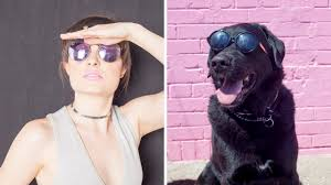 Sunglasses For Blind People Why Blind People Wear Sunglasses My Sunglass Collection Youtube