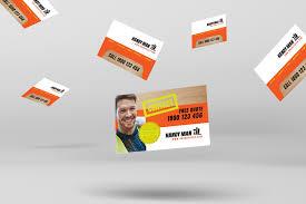 handy man business cards free printable invitation design