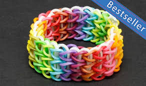 make loom band hair pins rubber band bracelet loom and accessories for 12 shesaved