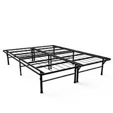 zinus 14 inch smartbase deluxe mattress foundation platform bed frame