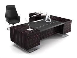Black Office Desks Modern Executive Office Design 4 Black Executive Desks