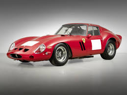 Ferrari California 1961 - premium for most expensive car close to income for typical