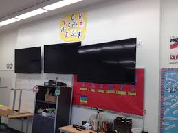 pull down tv mount for classrooms dynamic mounting