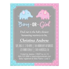 reveal baby shower gender reveal baby shower invitations announcements zazzle
