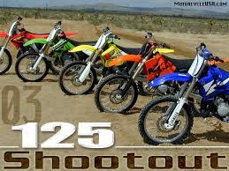 best 2 stroke motocross bike 2003 125 mx shootout motorcycle usa