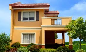 Elaisa Model House Camella Homes Camella Altea Mara House And Lot For Sale