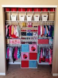 Best Closet Systems 2016 Best 25 Girls Closet Organization Ideas On Pinterest Small